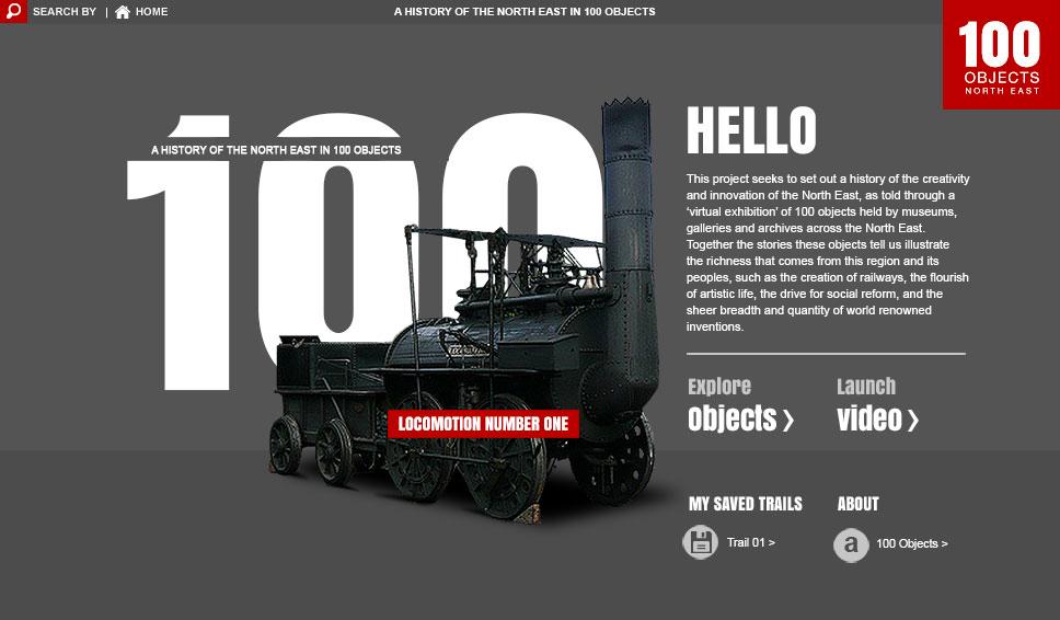 interactive arts website
