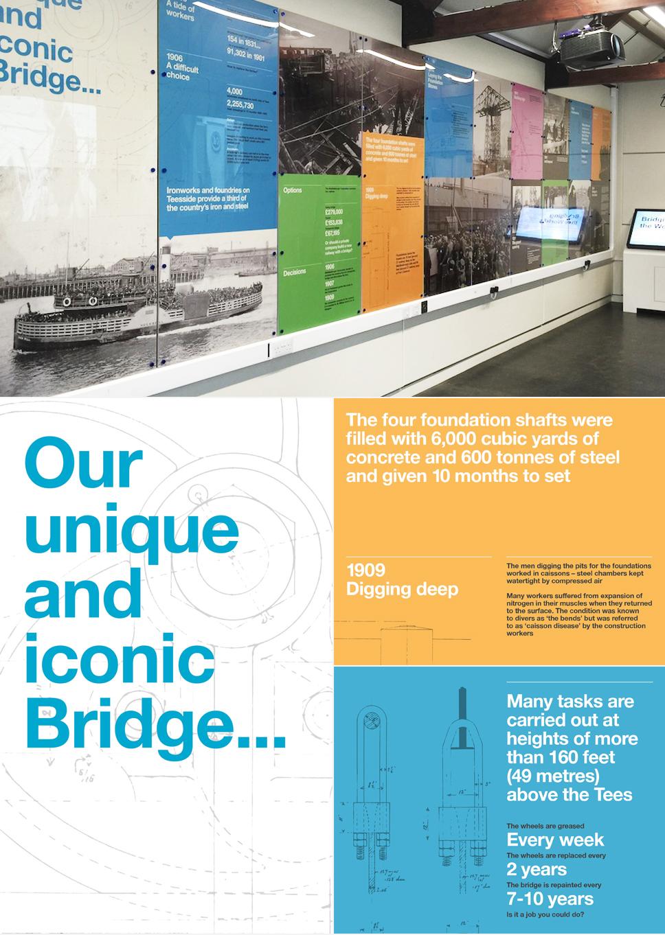 Tees Transporter Bridge Visitor Experience