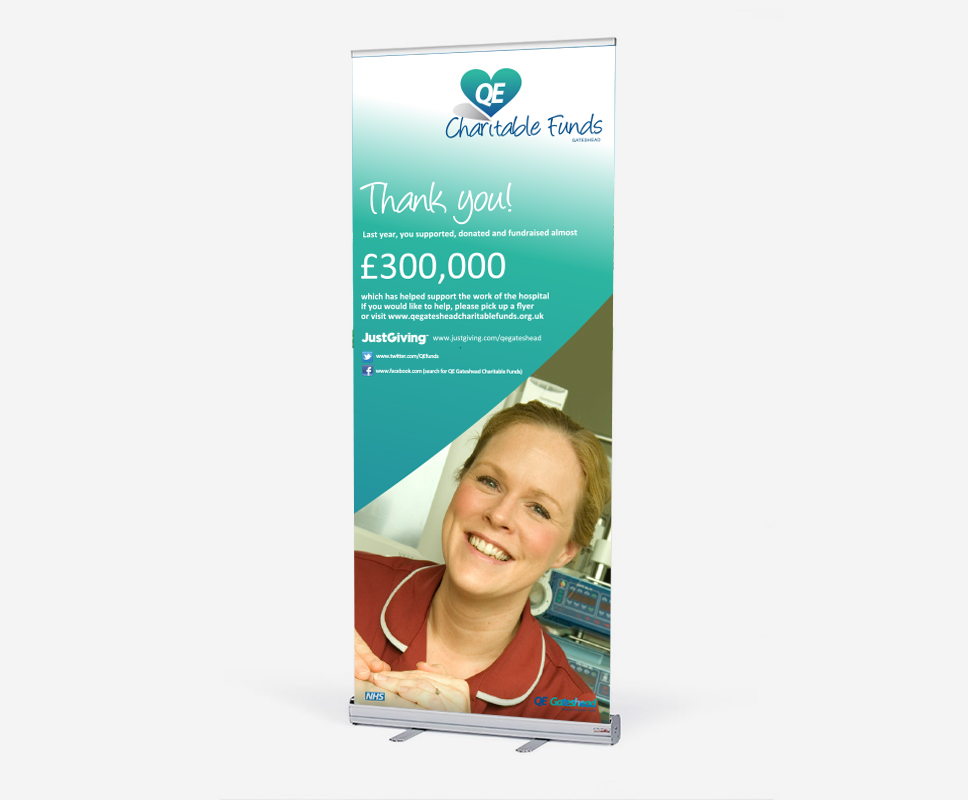hospital & charitable funds websites